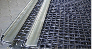 Rock Crusher Sieving Screen Mesh Sheet pictures & photos