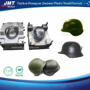 Motorcycle/Bicycle Plastic Helmet OEM Injection Mould pictures & photos