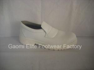 White Microfibre S2 Src Standard Satety Shoe Lausanne 5