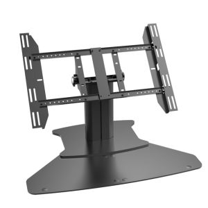 "Public TV Floor Stand Floorbase Stage 30-60"" (AVA 101D) pictures & photos"