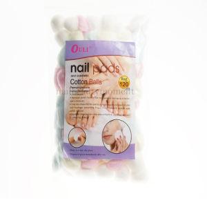 Manicure Art Nails Beauty Cotton Balls (M25) pictures & photos