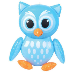 PVC Inflatable Owl Toy for Promotion or Sales pictures & photos