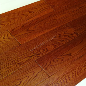 Hardwood Flooring for White Oak Stain Color /Oak Flooring pictures & photos