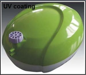 CNC Plastic ABS Machining Service, Plastic Prototype pictures & photos