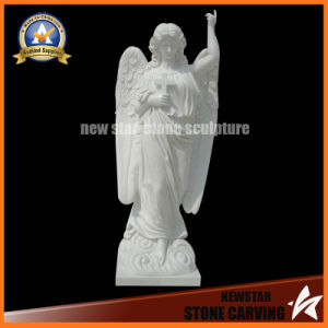 White Marble Sculpture Stone Carving Marble Statue pictures & photos