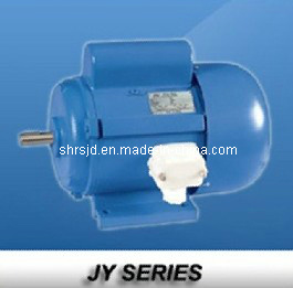 1phase Capacitor Start Asynchrone Electric Moteur Jy 1/4HP