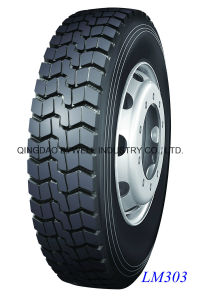 Oil Field Use Truck Tires with Dive and off Road Pattern (11R22.5, 12R22.5, 13R22.5, 1200R20)