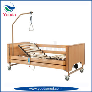 Economic Five Functions Electric Medical Hospital Equipment Home Care Bed pictures & photos