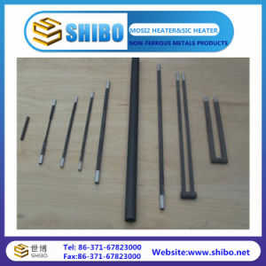 U Shape Rod Type of Electric Furnace Used Sic Heating Elements for Sale pictures & photos