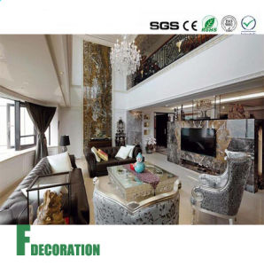 Eco Building Materials Waterproof PVC Marble Wall Panel pictures & photos