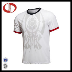 High Quality Latest Soccer Jersey with Cheap Price From China pictures & photos