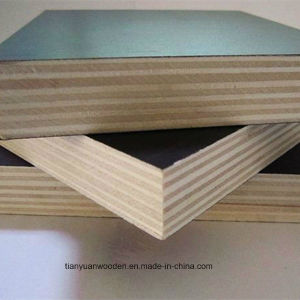 Film Faced Plywood Used for Construction Material pictures & photos