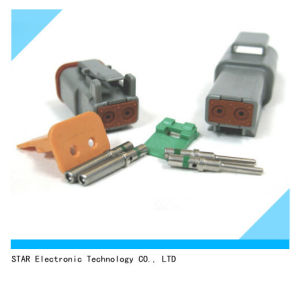 Factory Price Dt06-2s Deutsch 2 Pin Female Connector pictures & photos