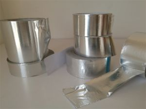 Aluminium Foil Tape for Heat Risistant pictures & photos