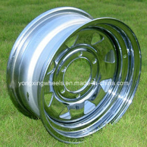 14 Inch Chrome Rims for Truck Trailer Wheel
