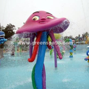 Octopus Spray for Water Park, Aqua Play Equipment pictures & photos