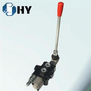 Excavator hydraulic control valve One way stop valve Sequence valve pictures & photos