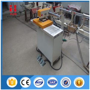 Semi-Automatic Double-Position Heat Transfer Machine pictures & photos