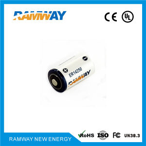 3.6V Lithium Battery 1.2ah for Zxris1801 etc Obu Products (ER14250) pictures & photos