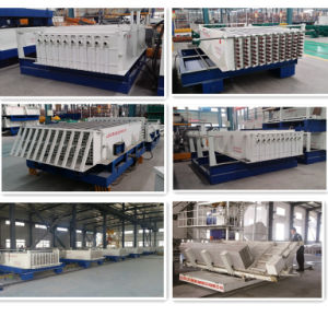 Tianyi Functional EPS Cement Wall Sandwich Panel Forming Machine pictures & photos