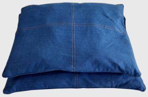 High Quaulity Denim Pet Cushion (WY161023A/B) pictures & photos
