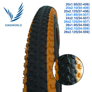 Tube Type 22 Inch Bike Tires pictures & photos