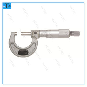 "Mechanical Outside Micrometer 0 - 12"" / 0 - 300mm pictures & photos"