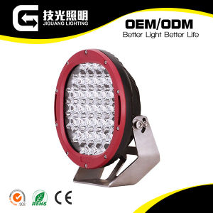 High Power Round 9 Inch 111W LED Driving Light for Vehicles