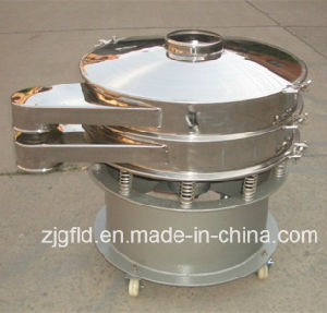 Hot Selling Plastic Round Vibrating Screen pictures & photos