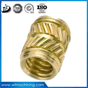 Custom Made High Precision Brass/Copper/Steel CNC Machining Turning Parts pictures & photos