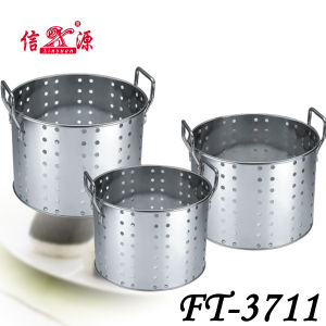 Stainless Steel Soup Bucket Strainer (FT-3711)