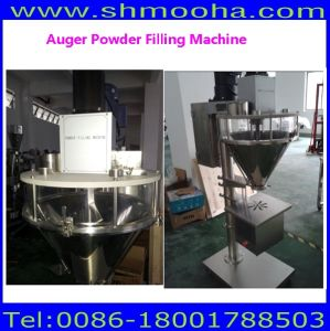 Semi Automatic Dry Powder Filling Machine, Weighing Bag Filling Machine for Powder pictures & photos