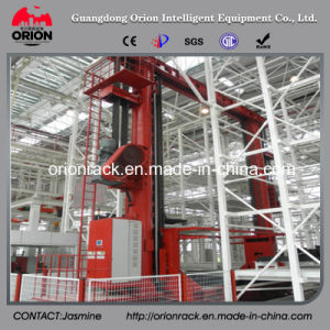 Warehouse Automated Storage Display Rack System pictures & photos