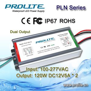 LED Power Supply Pln-120W pictures & photos