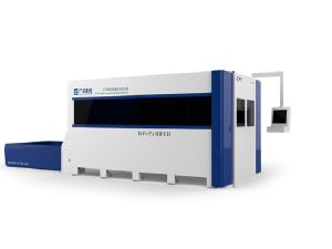 High Quality 1530fcd Fiber Laser Cutting Machine From Guangzhou pictures & photos