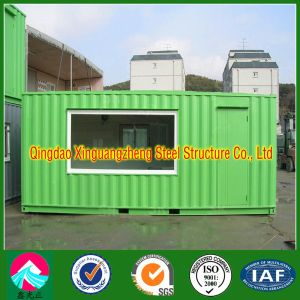 20FT Shipping Container House with Sandwich Panel Insulation (XGZ-PCH 039) pictures & photos