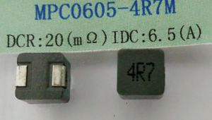 Molding Power Inductor 4.7uh, IDC~6.5A, Dcr~0.02ohm Max. Size~7.3*6.8*5.0mm pictures & photos