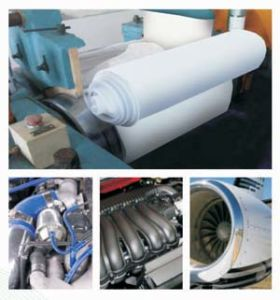 Solid Fluorosilicone Rubber for All Automotive Parts
