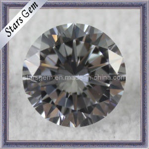 Forever Shining 10 Hearts & 10 Arrows Synthetic Diamond CZ Gemstone pictures & photos