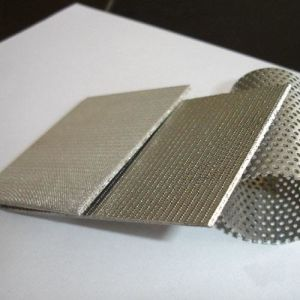 SUS304 316 316L 2-5 Layers Sintered Metal Mesh Filter Discs pictures & photos