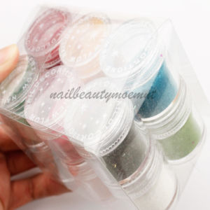 Art Nail Fluffy Flock Decoration Kit Beauty Products (D40) pictures & photos