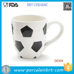 Wholesale Football Shape Ceramic Coffee Cup pictures & photos