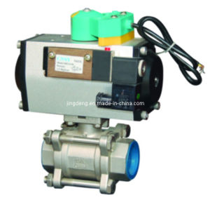 Full Set of Pnematic Actuator and Ball Valve