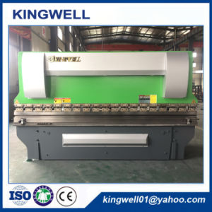 Kingwell Hydraulic Press Brake Machine (WC67Y-125TX4000) pictures & photos