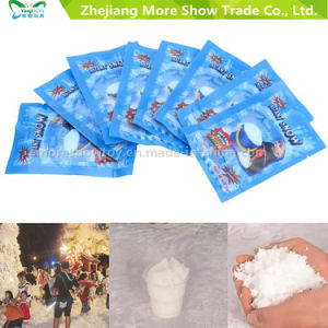 10g Decoration Magic Snow Instant Artificial Fake Powder Add Water pictures & photos