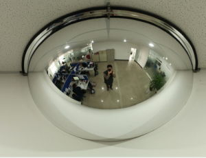 Grade One Full Dome-360 View Convex Convace Mirror pictures & photos