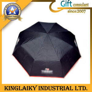 Customized Fashion Fold Umbrella for Gift with Logo (KU-010) pictures & photos