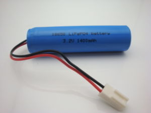 3.2V Ifr18650 1500mAh LiFePO4 Battery pictures & photos