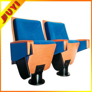 Solid Wood Auditorium Seat Wooden Church Auditorium Seat Theater Chair Jy-906 pictures & photos