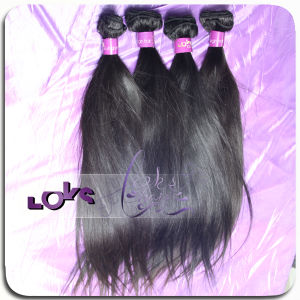 Cheap Unprocessed Straight Natural Human Virgin Remy Hair Extension